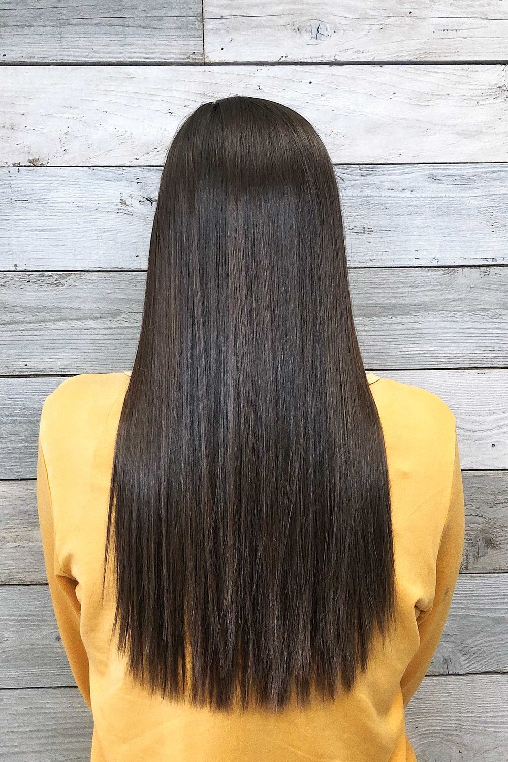 After Brazilian Blowout (and Toner)