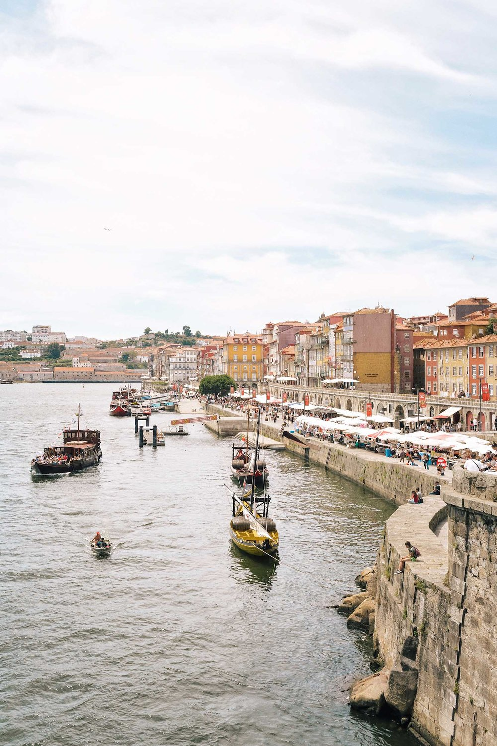 The Lisbon to Porto train is a convenient and easy way to get between the two cities