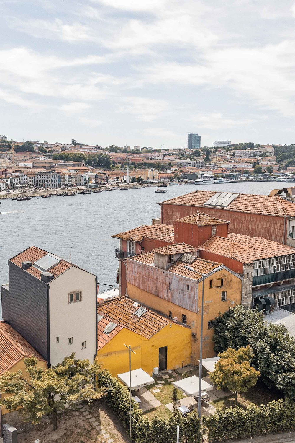 The perfect Portugal travel itinerary includes a visit to Porto, Portugal's second biggest city