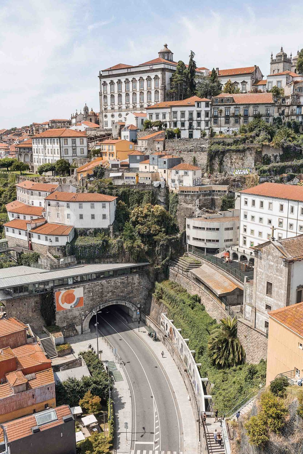 The Lisbon to Porto drive takes just three hours