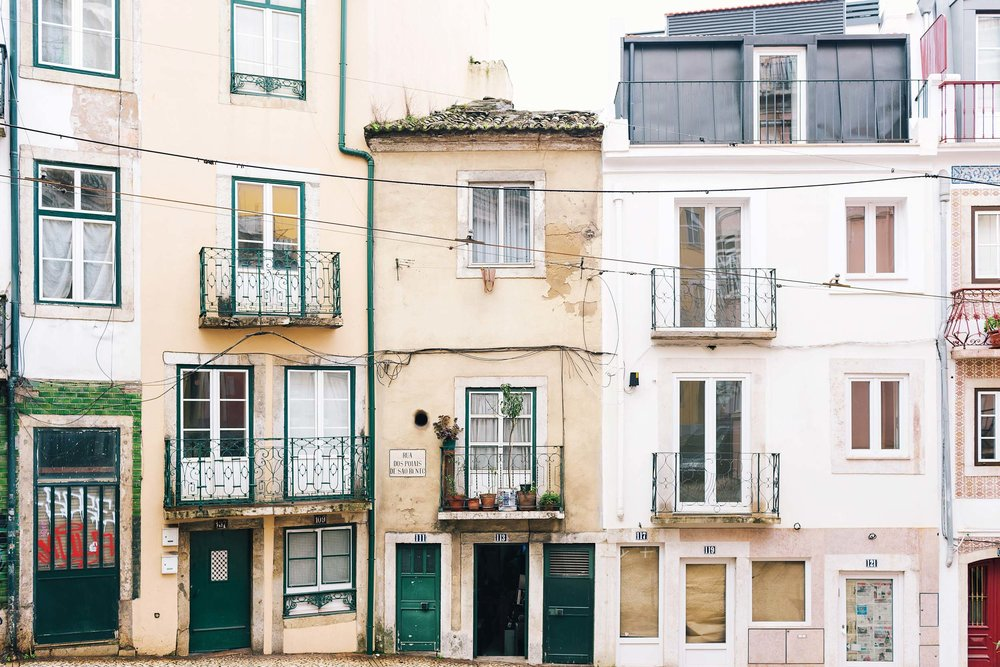 The best time to travel to Portugal is anytime if you are visiting Lisbon
