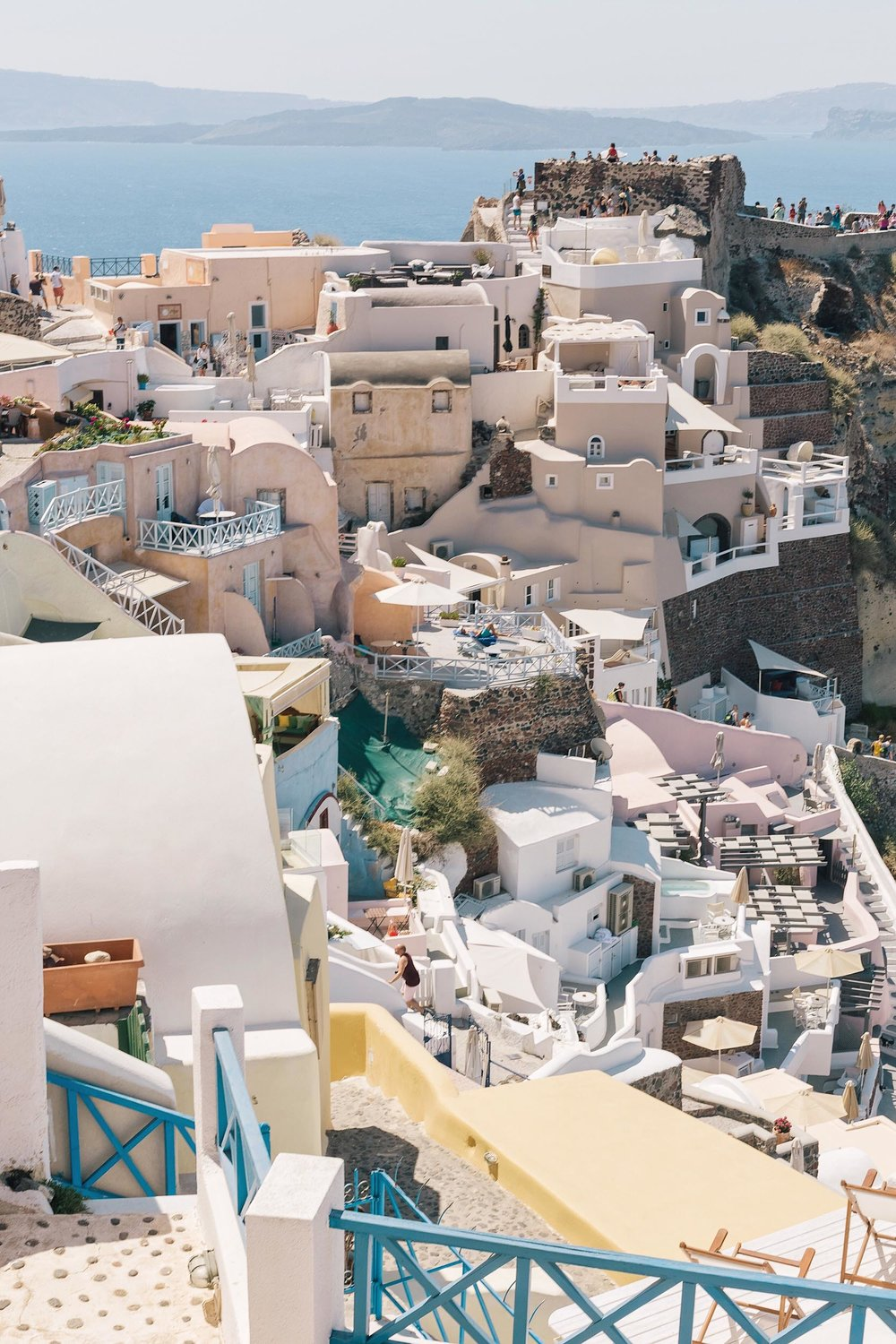 Where to stay in Santorini: one of these 12 Airbnb Santorini rentals