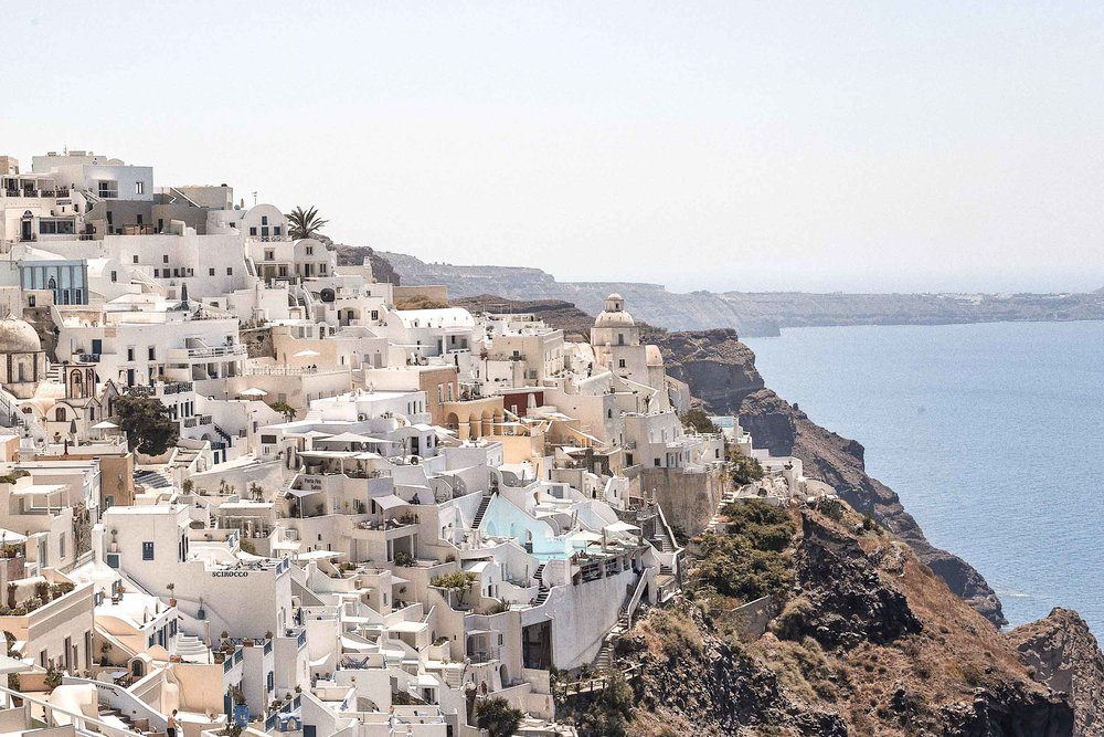 The best place to stay in Santorini