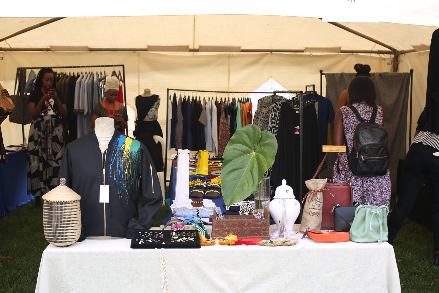 Heva Supports Made In Rwanda Fashion Brands And Sponsors 100 Students To Attend Top Fashion Workshop In Kenya Heva