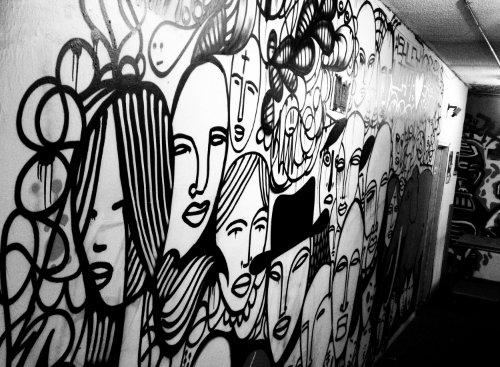 John Michael Gill wall.