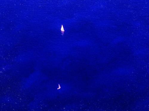 Alone at Sea..... John Michael Gill