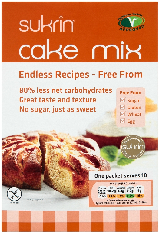 Sukrin Cake Mix