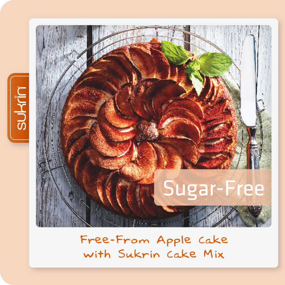 Social media Cake Mix pack2 1069 FREE FROM Apple Cake with sukrin Cake Mix.png
