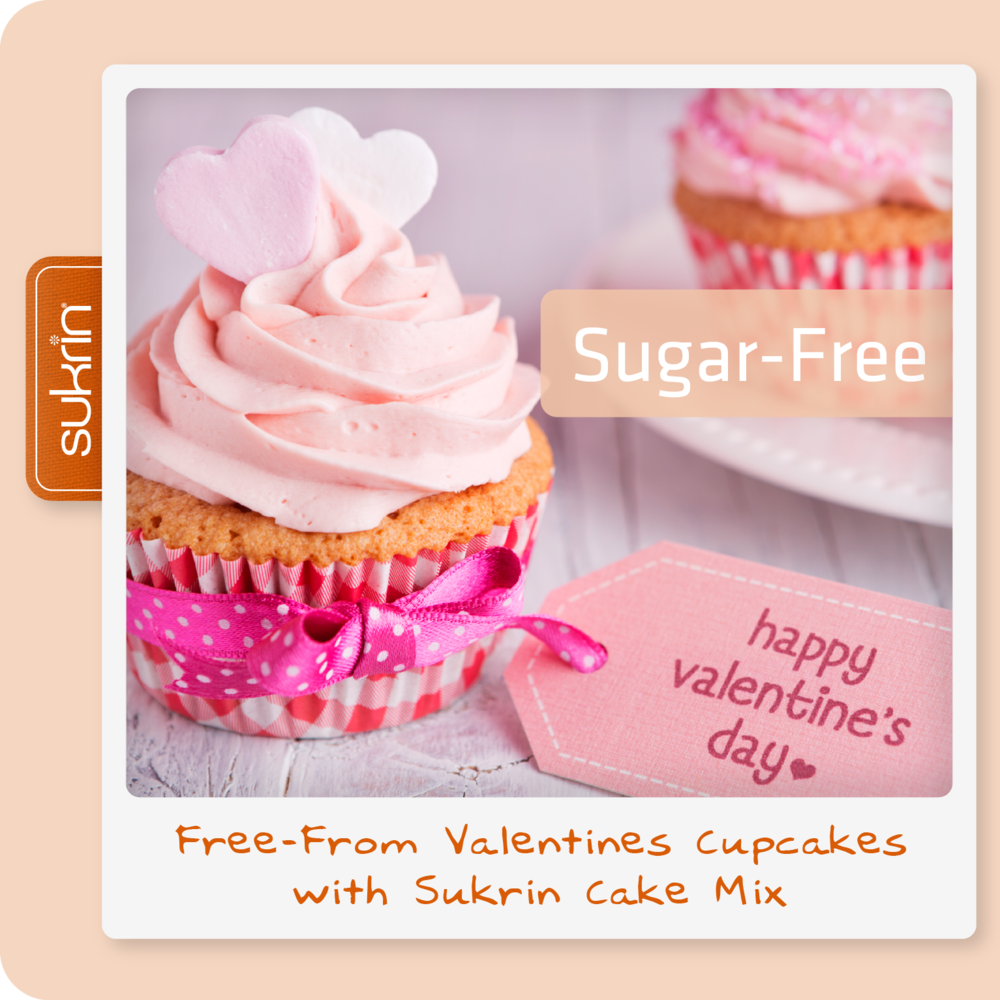 Social media Cake Mix pack2_1113 FREE FROM Valentine Cupcakes with Sukrin Cake Mix.png