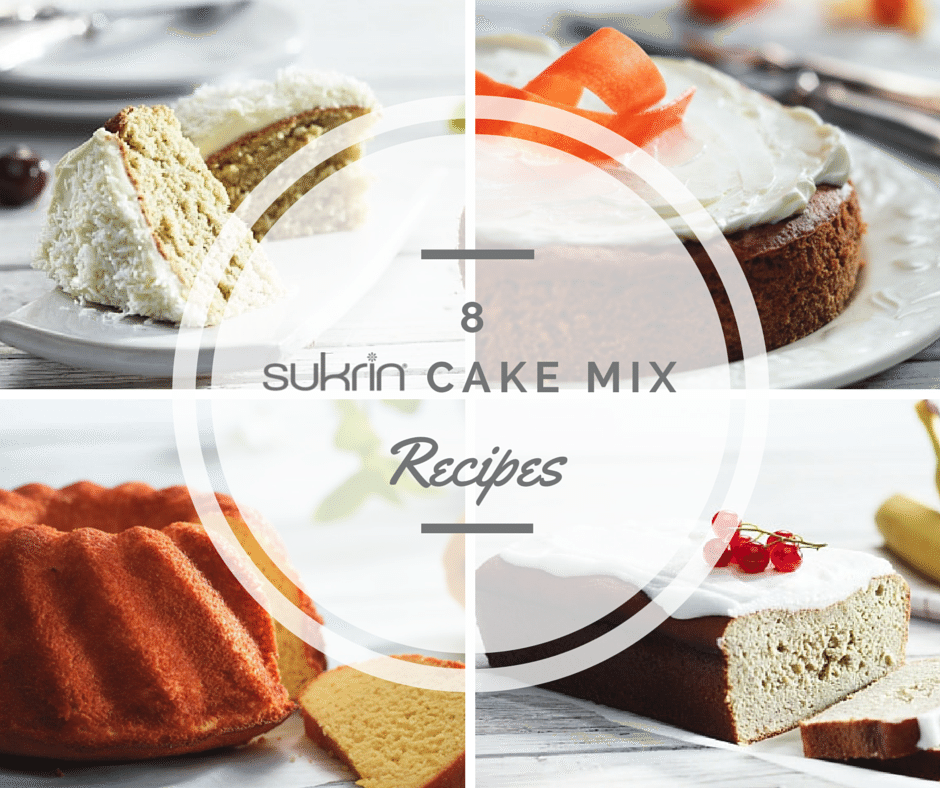 8_Sukrin_Cake_Mix_Recipes