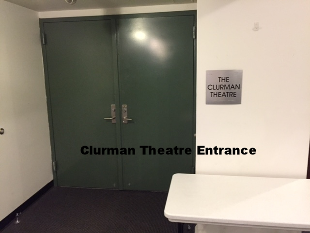 Clurman Entrance.JPG