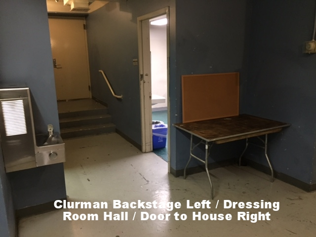 Clurman Backstage Dress Hall.JPG