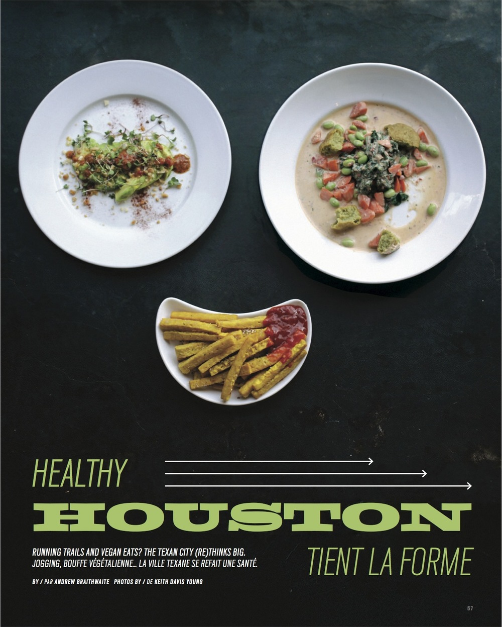 Healthy Houston  //  enRoute  //  2012  //  pdf
