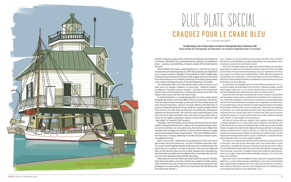 Blue Plate Special  //  enRoute  //  2012  //  pdf