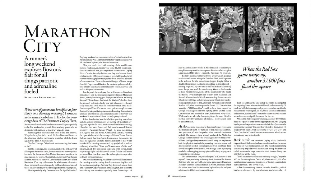 Marathon City  //  Fairmont  //  2012  //  pdf