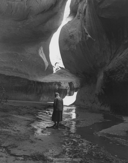 Twilight Canyon, Lake Powell, 1964 by Todd Webb.