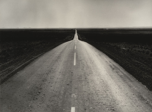 The Road West, New Mexico , by Dorothea Lange, 1938
