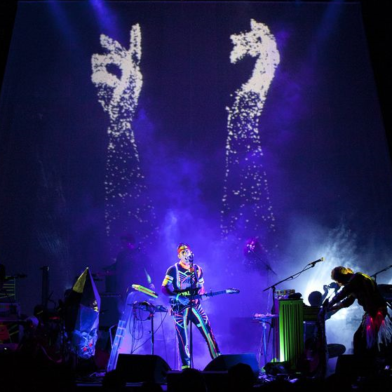 SUFJAN STEVENS AGE OF ADZ TOUR Lighting: Ben Stanton | Photo: Josh Higgason