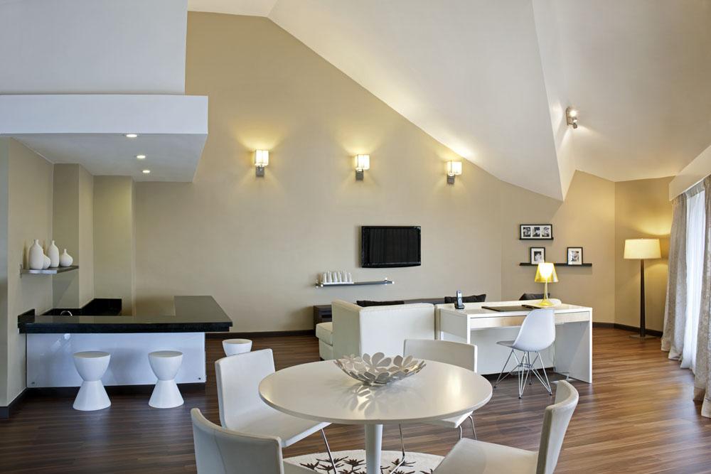 Suite Presidencial Hotel Crowne Plaza Santo Domingoto Domingo