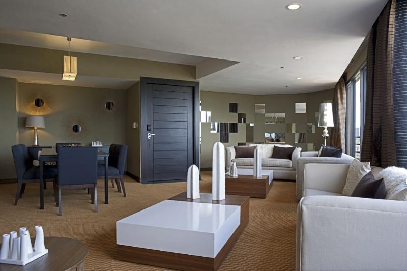 Suite Presidencial Hotel Crowne Plaza, Santo Domingo