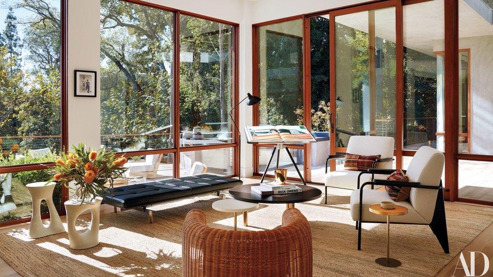La nueva casa de Ricky Martin y su familia - La revista AD nos muestra todos los detalles.