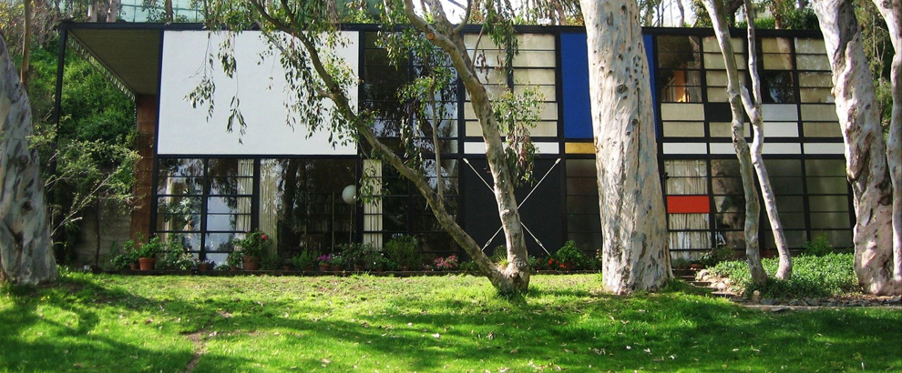 CASE STUDY HOUSE 8: THE EAMES HOUSE