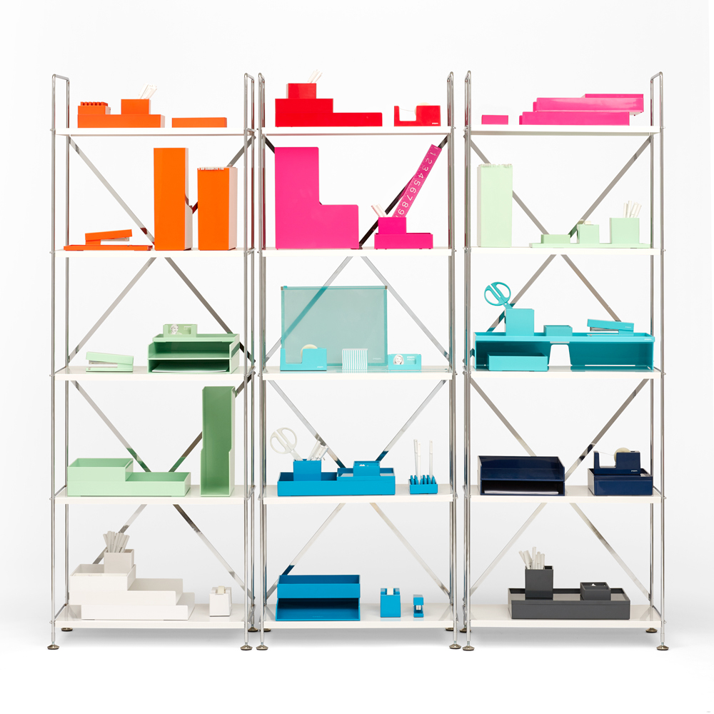 Celebrating The Container Store's launch of new colors