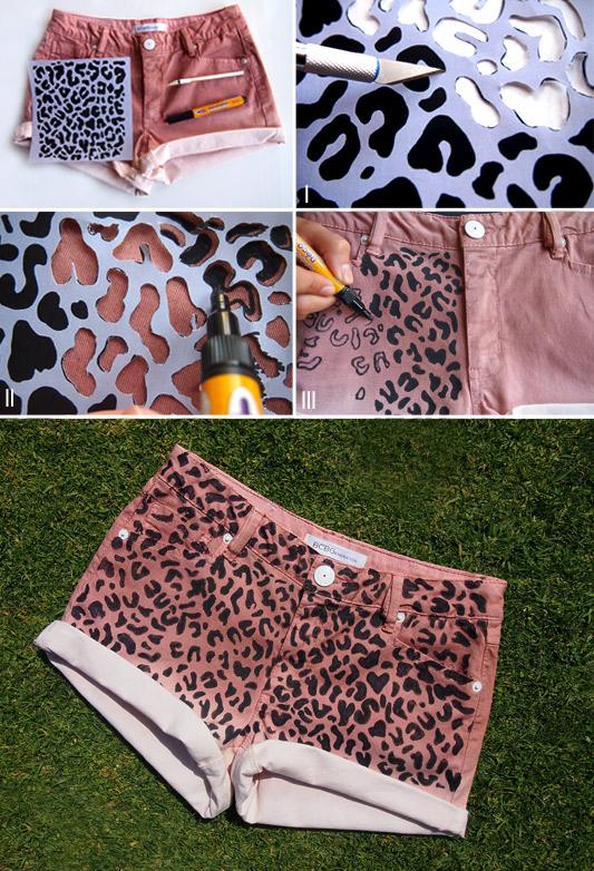 Leopardjeans