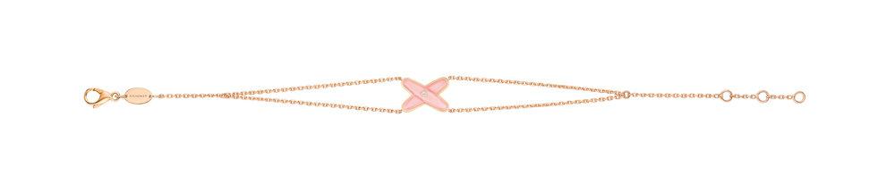 083052 Bracelet Jeux de Liens pink opal R1 (2).jpg