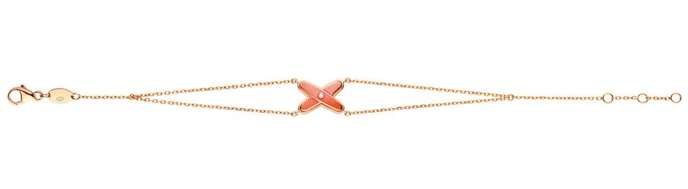 083381  Jeux de Liens Bracelet PG Vibrant Orange Lacquer cmjn.jpg