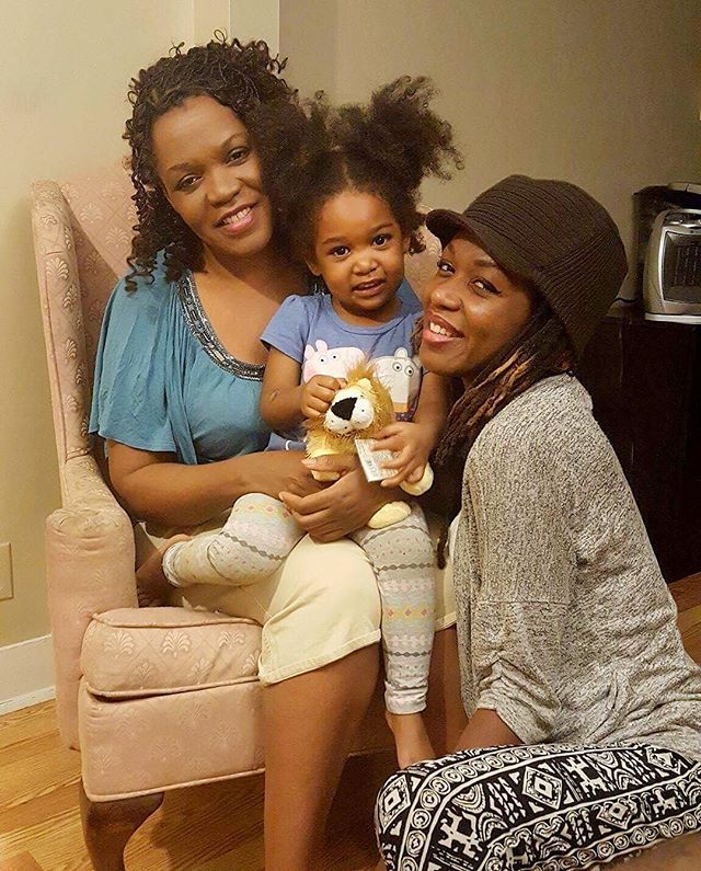 Three generations of royalty from the line of Shaka the Zulu King of Southern Africa.  Mama Z has a Leo Sun, I am a Leo Rising, and babygirl Eleven perfects it all through her Leo Midheaven.  #lionpower  What are some of your astrological inheritances?