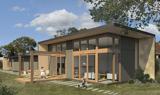 Australian Sustainable Modular Homes