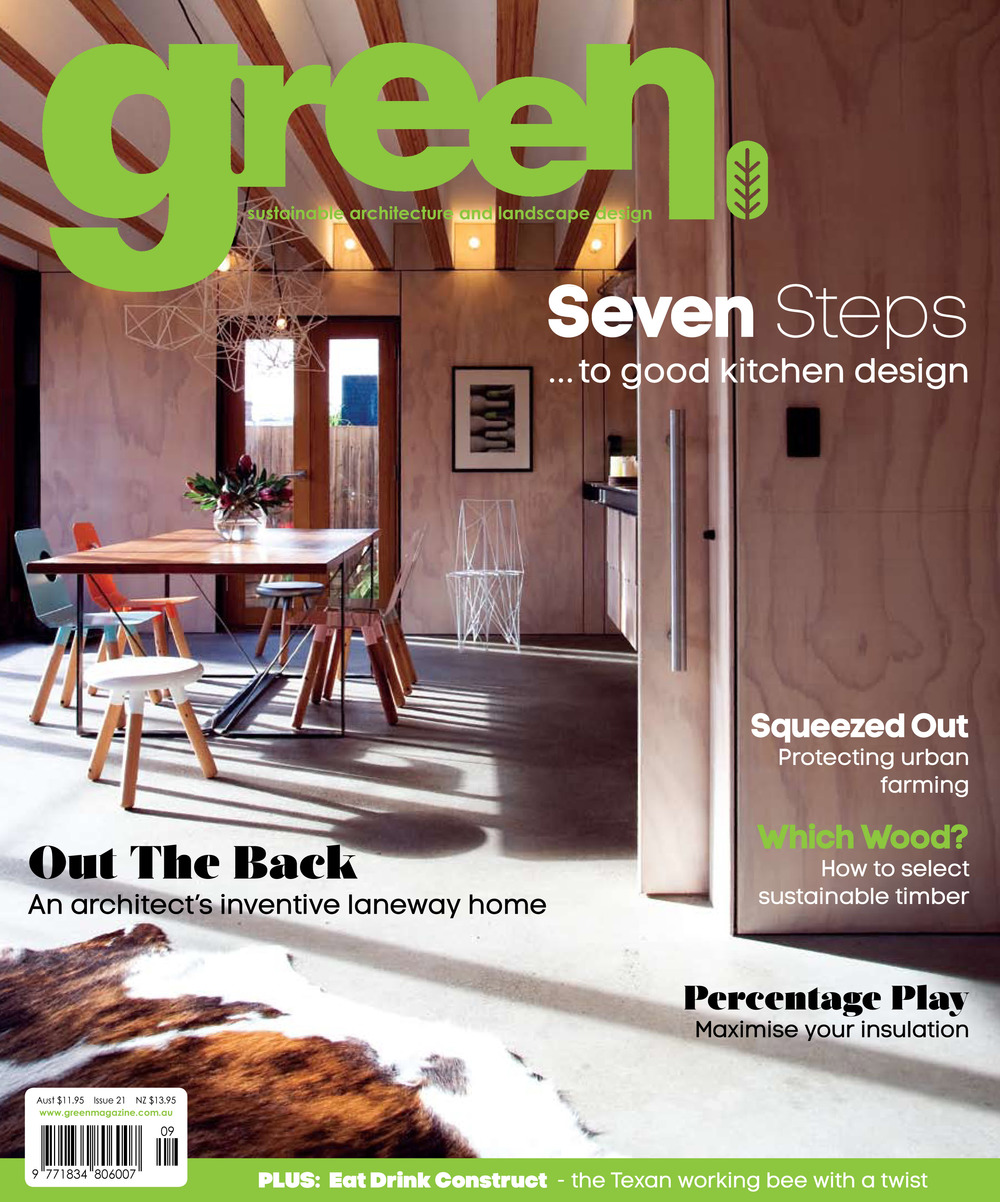 green magazine viv faithfull studio alley cat