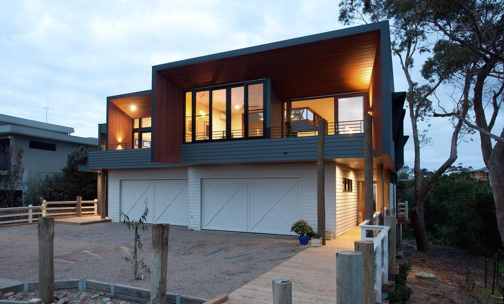 habitech mornington beach houses