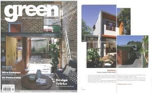 Habitech Green Magazine Media Publication