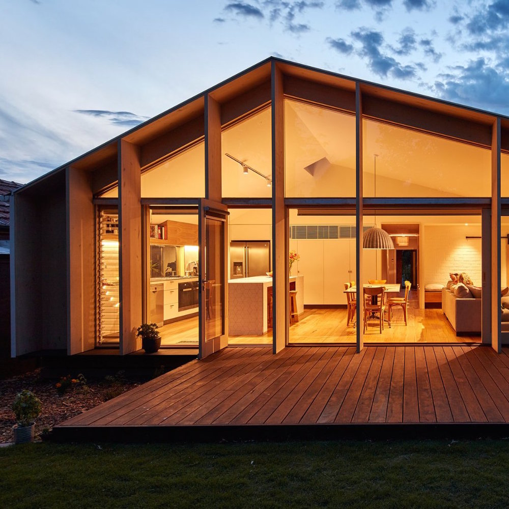 News habitech systems australian sustainable modular - Architect designed modular homes nz ...