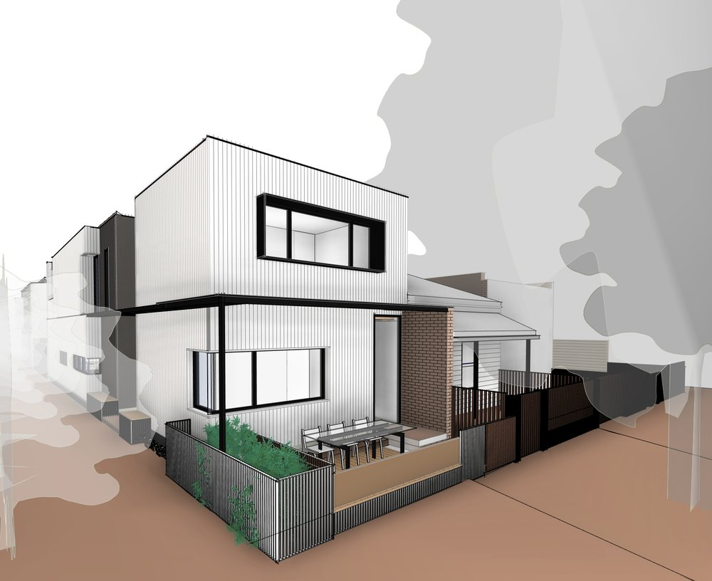 2017 Port Mebourne House_Marketing Drawings for Website 20171128 - 3D View - Street View - House TP.jpg