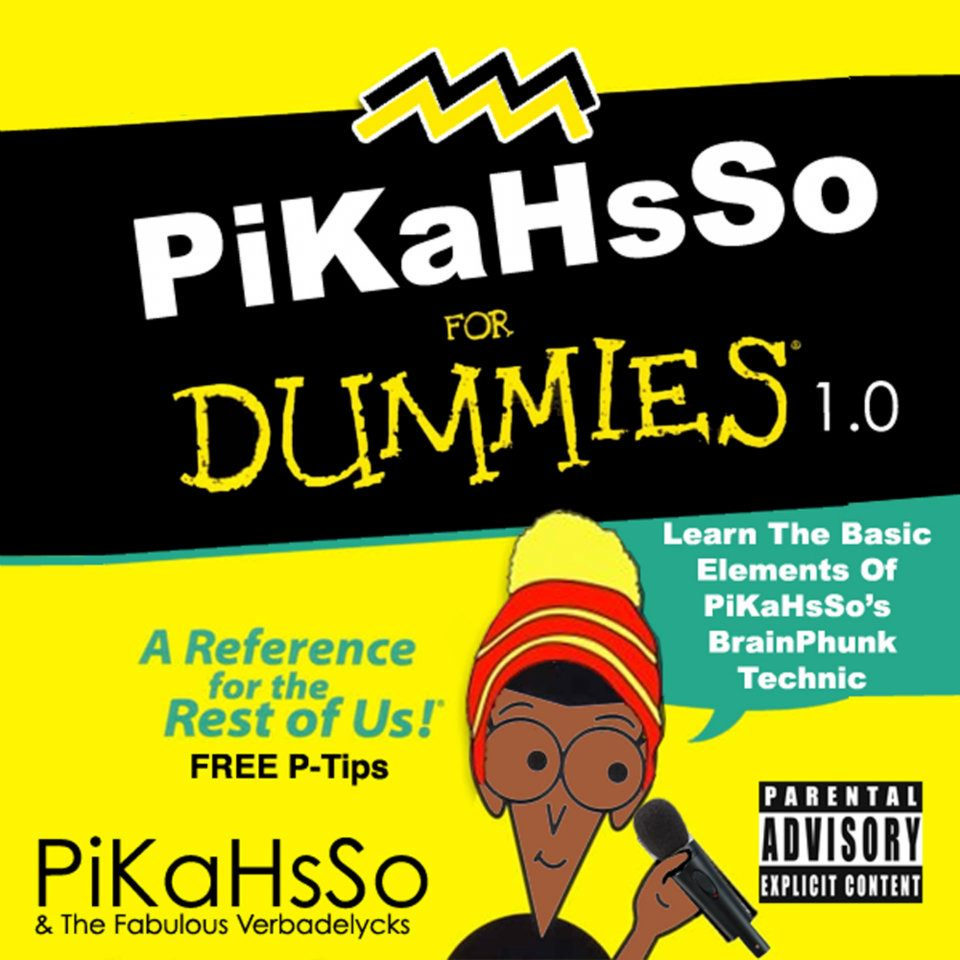 PiKaHsSo For Dummies 1.0 / PiKaHsSo's Discography