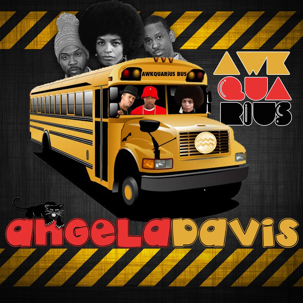 AwkQuarius Angela Davis / PiKaHsSo's Discography