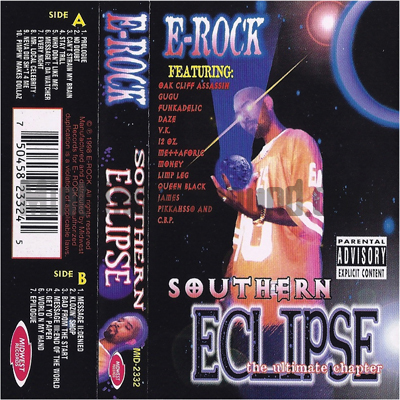 E-Rock Southern Eclipse / PiKaHsSo's Discography