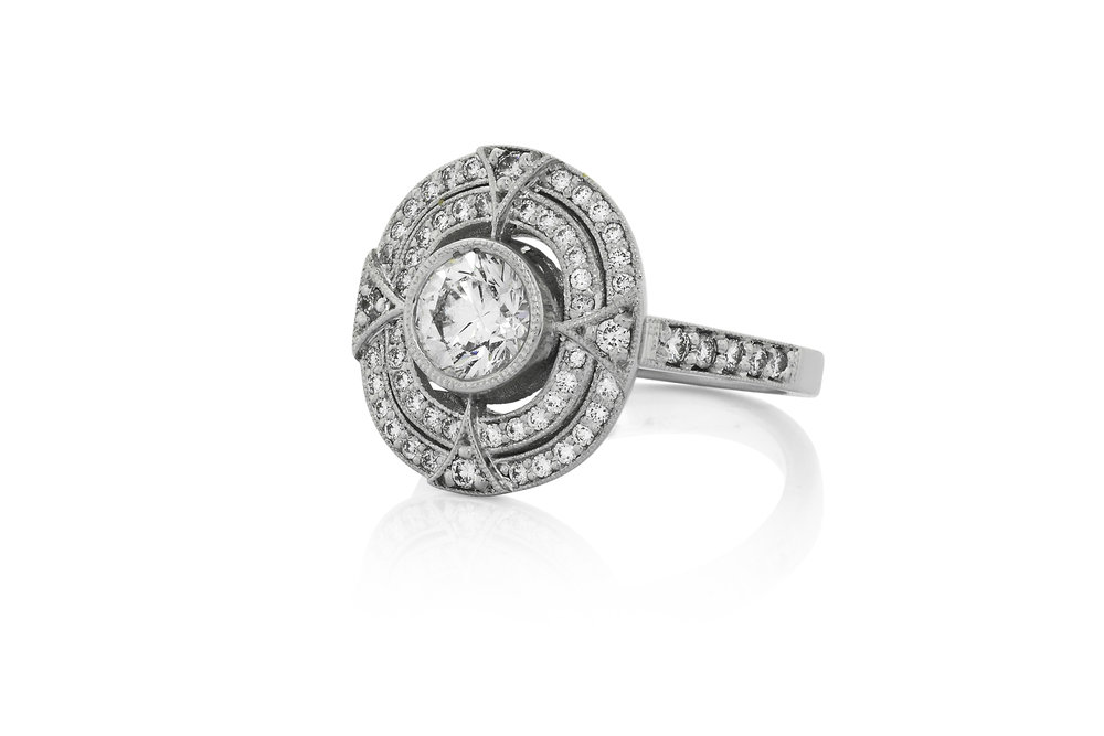 Diamond Paradise ring