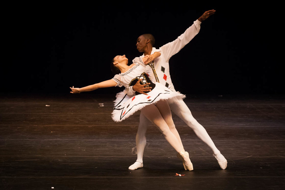 Festival de dança de Joinville - Ballet Paula Gasparini (SP)  Coreografia: Harllequinad