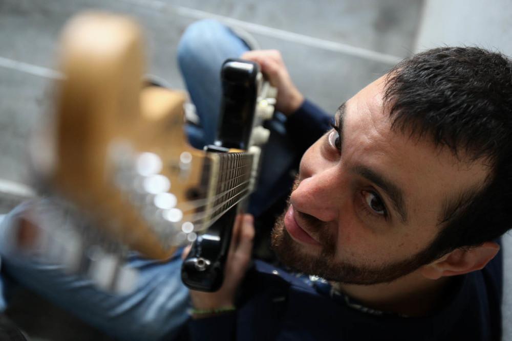 Kiko Dinucci, músico