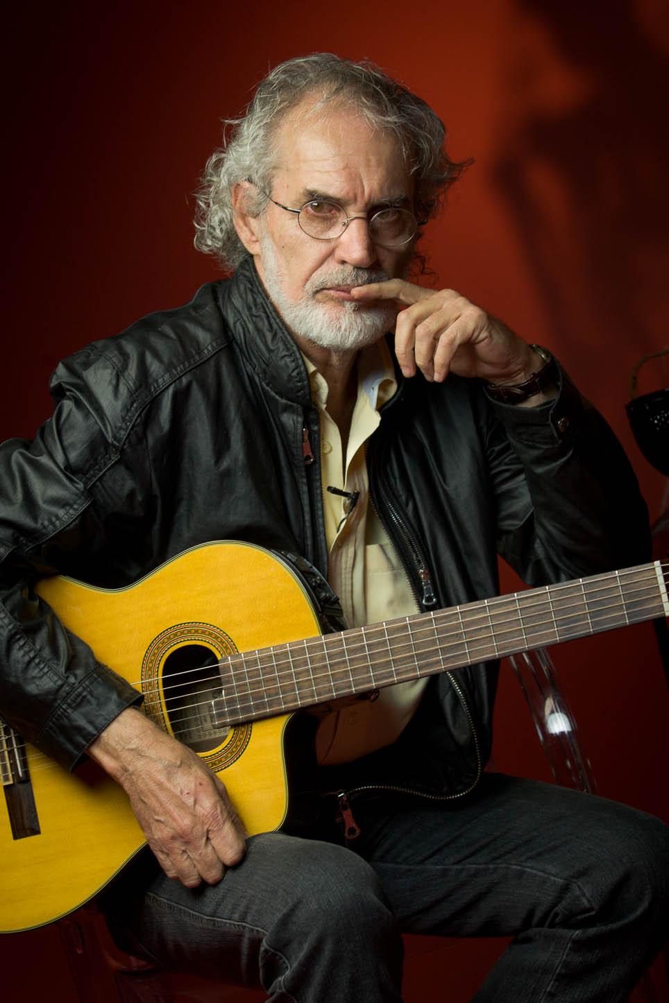 Renato Teixeira, músico compositor