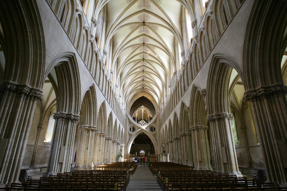 Wells Cathedral, Wells Somerset