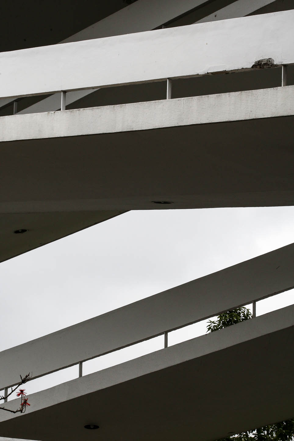 Prédio da Bienal, Parque do Ibirapuera
