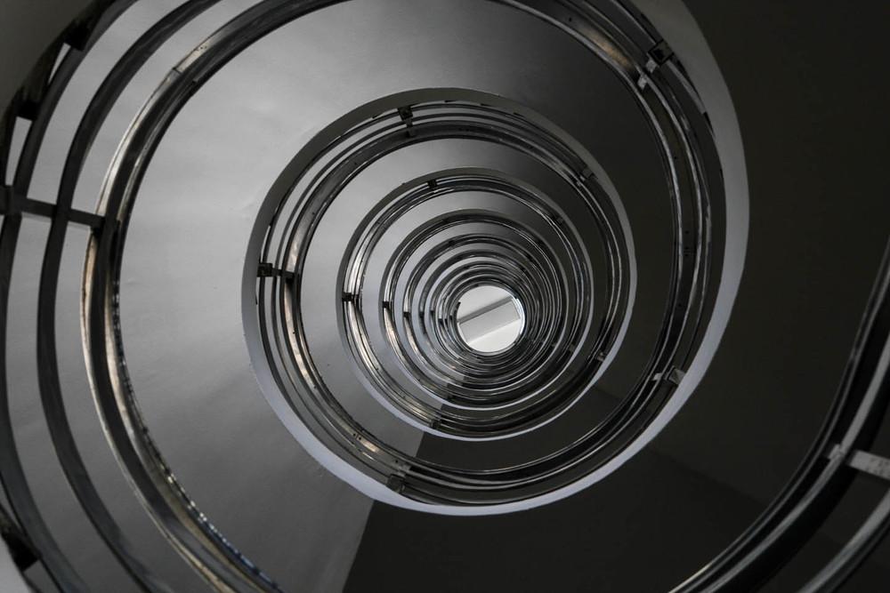 Escadaria da Câmara Municipal de Sao Paulo
