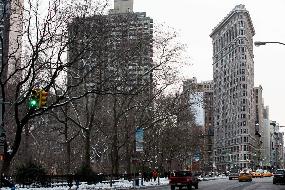 New York City, Union Square Park