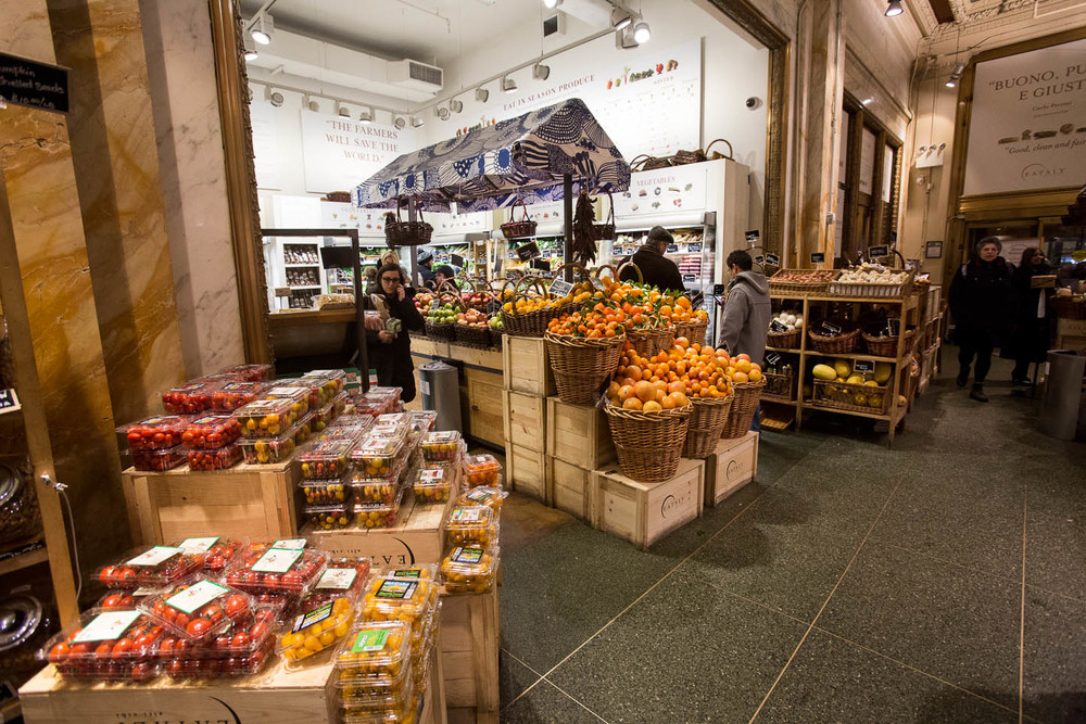 New York City, Eataly