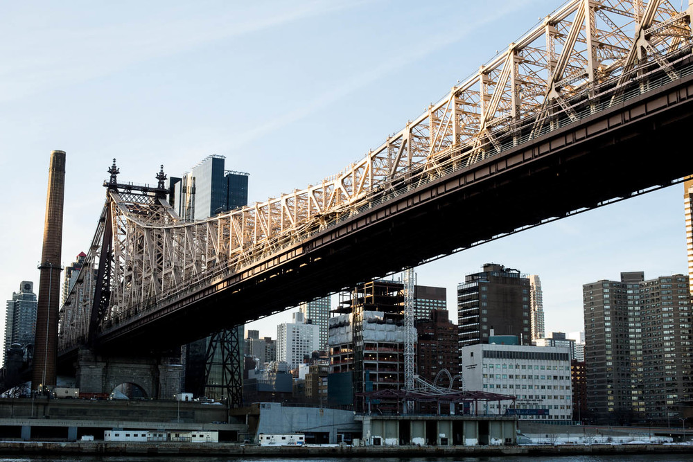 New York City, Queensburo Bridge